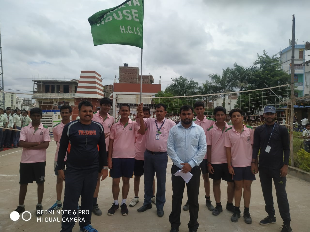 WINNER INTER HOUSE VOLLEY-BALL TOURNAMENT