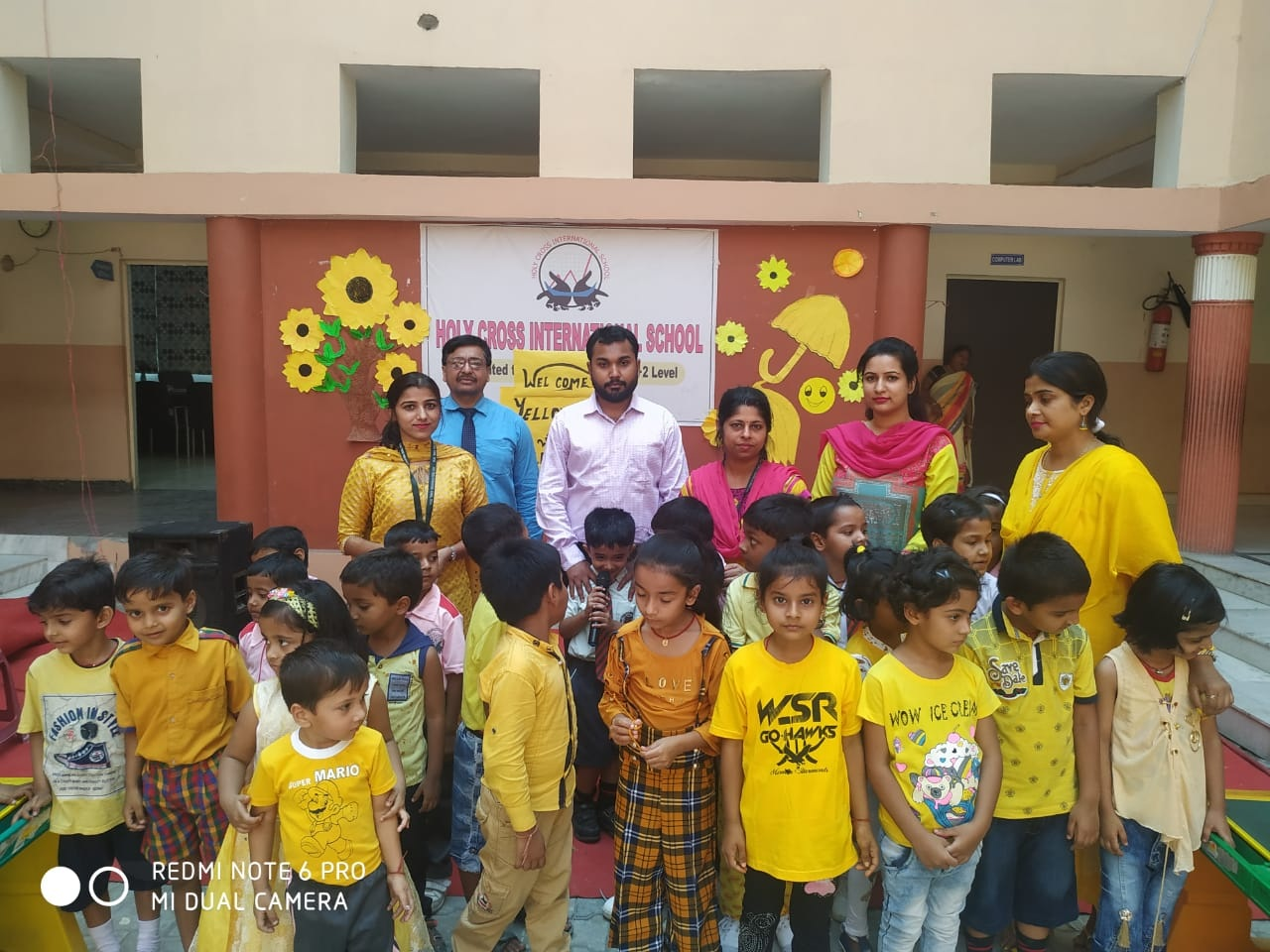 YELLOW  DAY  02 MAY 2019
